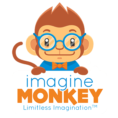 Imagine Monkey Logo