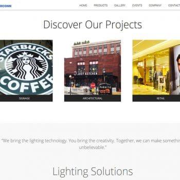 ledconn LED lighting