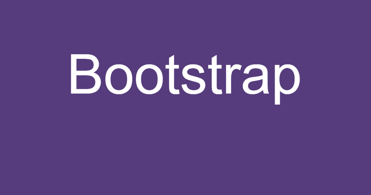 Bootstrap 4 – What's New?