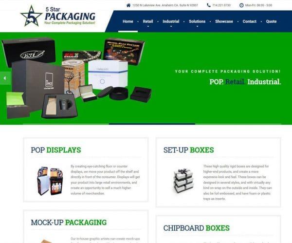 5Star Packaging
