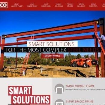 paco steel website