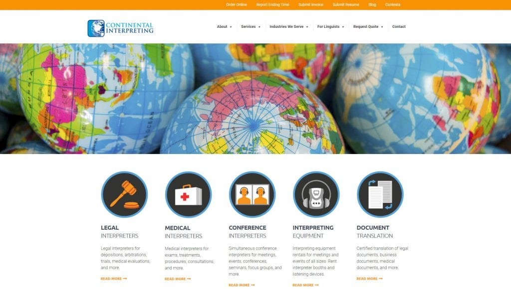 Multilingual Web Design Services Orange County Ca