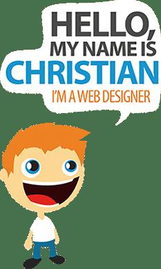 christian cargill - Web Designer